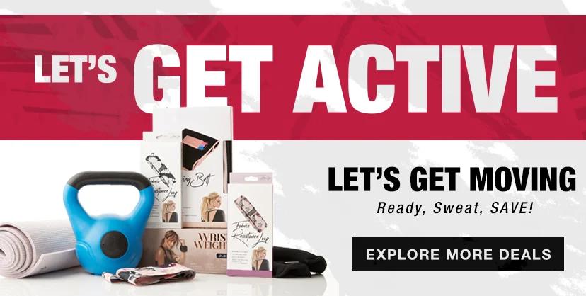 let's get active